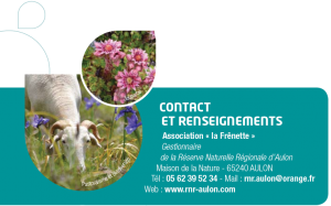 Contact et renseignements